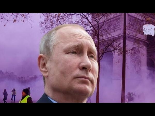 Россиян пугали: Хотите, чтобы было как в Укpаинe?..