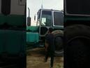 Трактор с сигнализацией и автозапуском