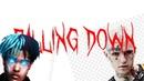 Lil Peep XXXTentacion Falling Down Падение Перевод Rus Subs