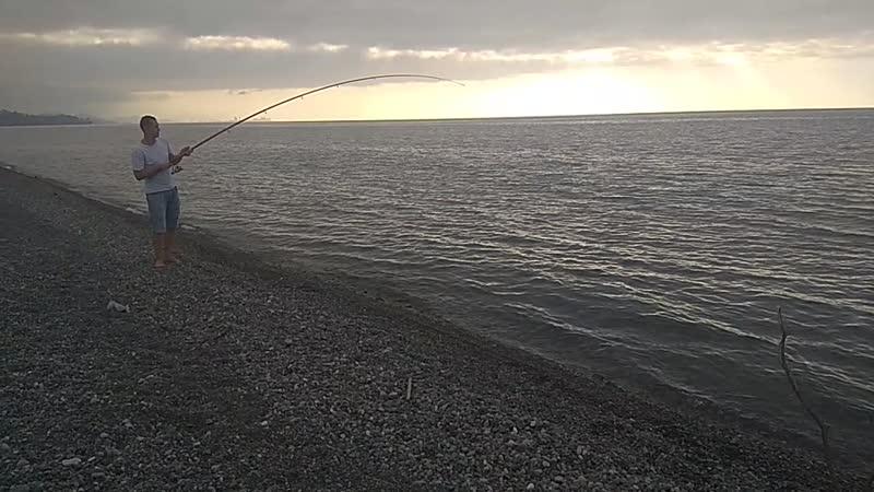 Ловись, рыбка)) Кобулети, Грузия