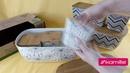 Экологически чистые хлебницы Kamille KM1131 с контейнерами для сыпучих