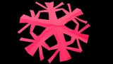 DIY Paper snowflake - learn how to make snowflakes Tutorial - Mr.Paper Crafts