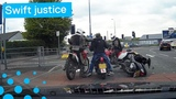 Police Intercept Moped Thieves in Manchester