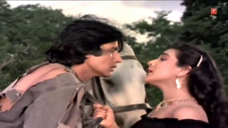 Will You Marry Me [HD] - Mard (1985)   Amitabh Bachchan   Amrita Singh