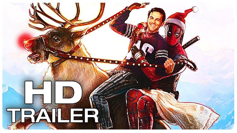 ONCE UPON A DEADPOOL Official Trailer (2018) PG-13 Deadpool 2 Movie HD