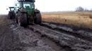 Тракторы МТЗ-82 и не только, сражаются с бездорожьем! На трактор надейся а сам не плошай!