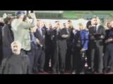 Хабиб Нурмагомедов встреча в Махачкале после победы на Конором Макгрегером