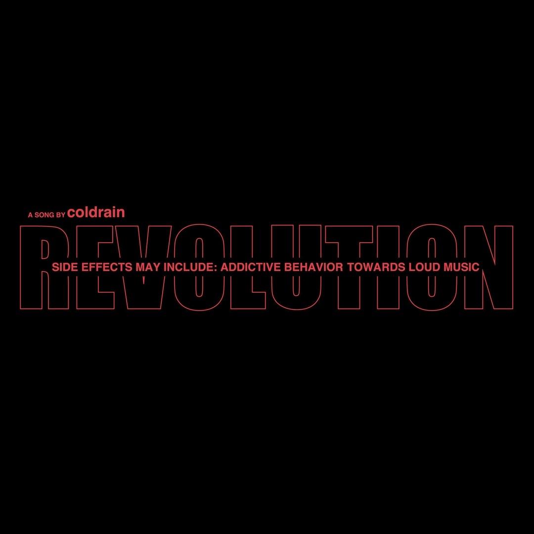 coldrain - REVOLUTION [Single] (2018)
