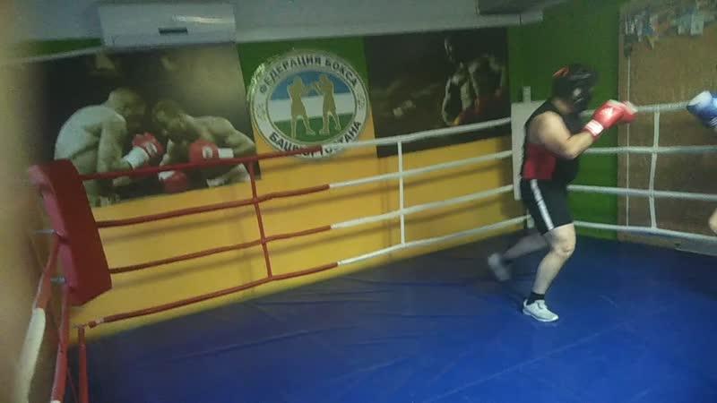 Бокс. 2й раунд