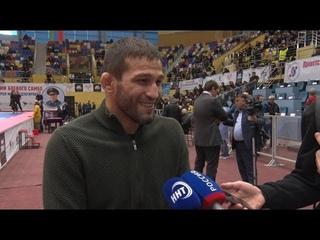 Шамиль Завуров все-таки поборется за миллион долларов. Новое интервью.