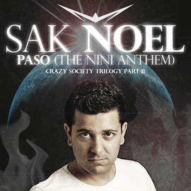 Sak Noel альбом Paso (The Nini Anthem)