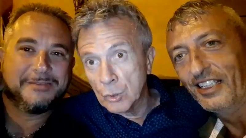 Un saluto dai dannamo dominamo - Marco Giacomelli
