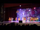 Закрытие XIII Международного фестиваль- конкурса _Южный ветер_ г. Волгодонск 2018г.