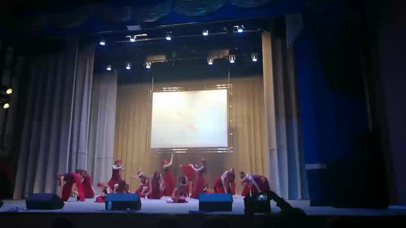 танец Хранительница огня