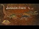 Jurassic Park Hunter Legends Dinosaurs Promo