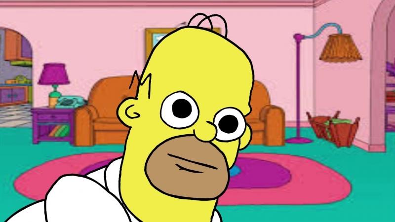 Homer Strangles His Only Son