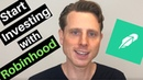 How to Start Investing In Robinhood - 1 Easy Step by Step Guide