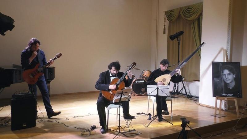 Trio for Magadan – Maloletov, Finkelstein, Chernyshov