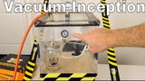 What Happens if You Put a Vacuum Chamber in a Vacuum Chamber Action Lab Box#1 Unboxing!