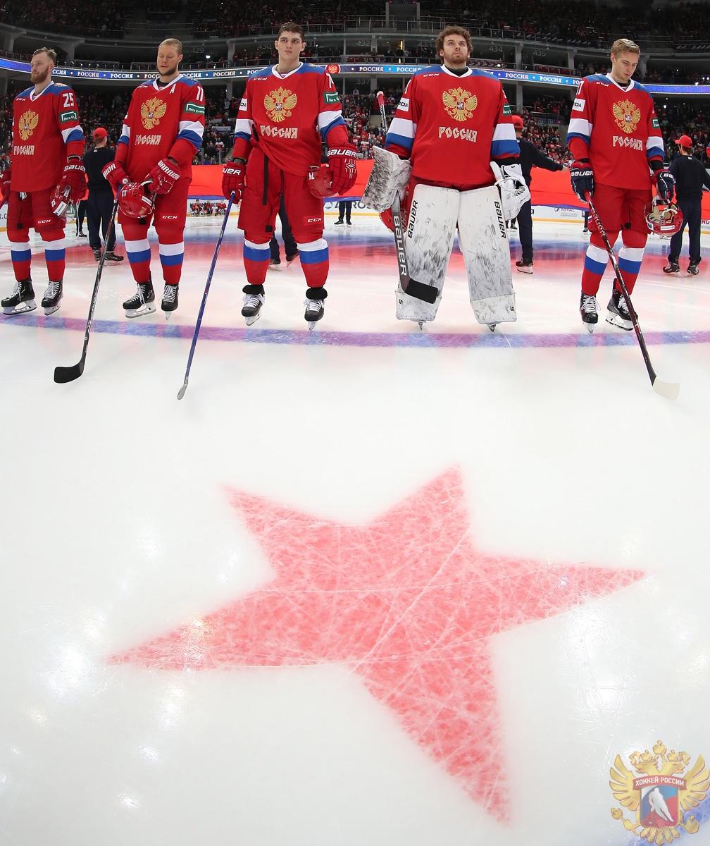 Россия уступила Швеции на «Шведских играх» (Видео)