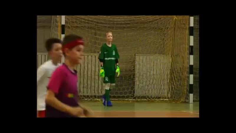Саяногорский Борус Хакасия лидирует в Первенстве России по мини футболу