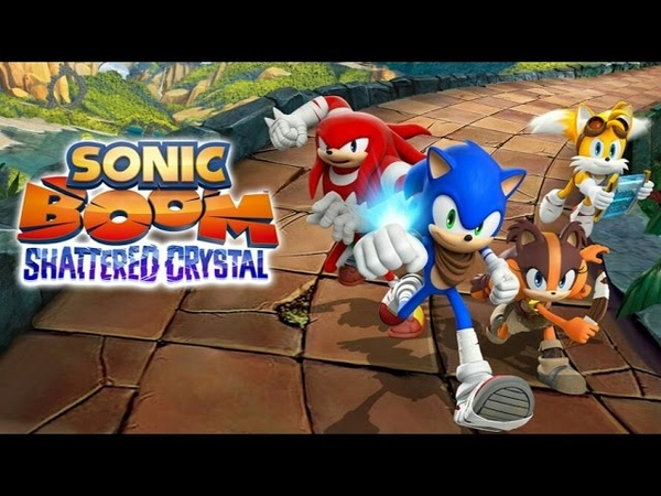 🌟 Sonic Boom Shattered Crystal Walkthrough