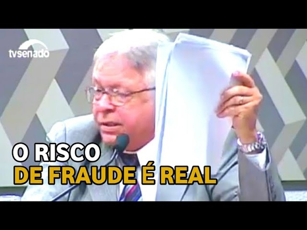 Professor da UNB alerta o TSE entregou os códigos de segurança das urnas para a Venezuela