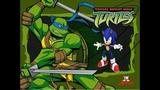 TMNT 2003-Sonic X instrumental,Sonic X-TMNT 2003 instrumental