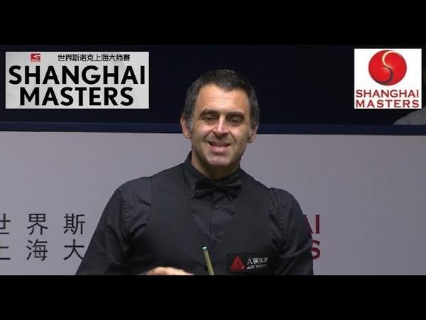 Ronnie O'Sullivan vs Neil Robertson ᴴᴰ Shanghai Masters 2018