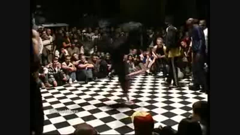 BBoy spruttexe Trailer 2010