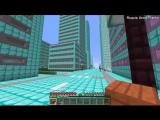 НУБ НАШЕЛ АЛМАЗНЫЙ МИР В Майнкрафте! Minecraft Мультики Майнкрафт троллинг Нуб и Про