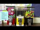 Механический торговый автомат Альфа Произведено в России Первый обзор