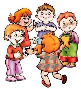 Считалки для детей младшего школьного и старшего дошкольного возраста