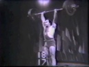 Arkady Vorobyev Wins 1958 World Weightlifting Championships - Middle Heavyweights