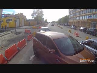 Мудаки на дорогах. Номинация Дятел 2018