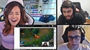 YASSUO SEES POKIMANE'S REACTION TO HIS WHOLESOME CLIP AND RUINS IT TF BLADE 5 MAN ULT LOL MOMENTS