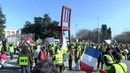 LIVE: Gelbwesten protestieren vor dem UN-Hauptquartier in Genf