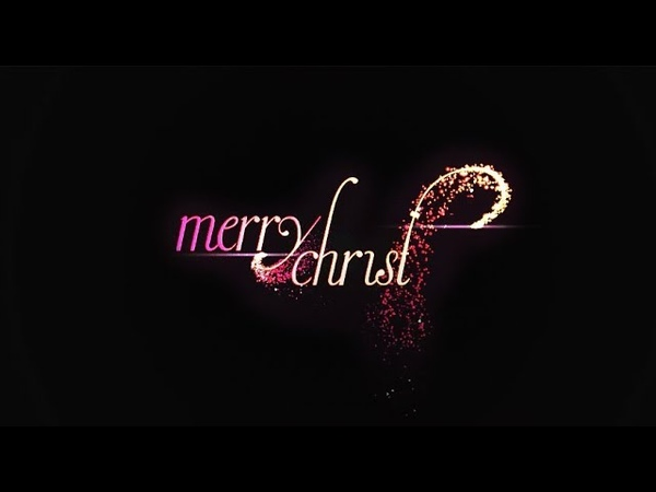 Christmas Text Animation in After Effects After Effects Tutorial Inbuilt Plugins
