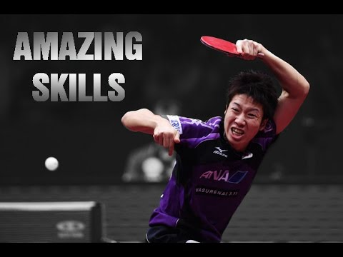 Jun Mizutani Amazing skills retro style HD