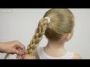 6 BASIC BRAIDS! HOW TO BRAID FOR BEGINNERS! Braid Tutorial on Natural hair 1.