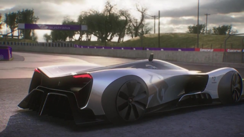 Концепт Holden Motorsport