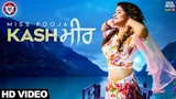 Miss Pooja - Kashmir Official Music Video Latest Song 2018 G guri Tahliwood Records