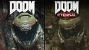 DOOM Eternal vs DOOM Direct Comparison