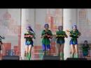 First Line - детский танцевальный коллектив. Воронеж. День города 2018. Театр Оперы и балета