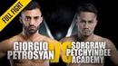 ONE: Full Fight | Giorgio Petrosyan vs. Sorgraw | Surgical Precision | November 2018