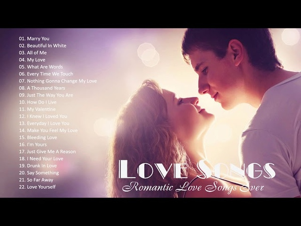 Top 100 Romantic Songs Ever - Best English Love Songs 80's 90's - Best Love Songs Of All Time
