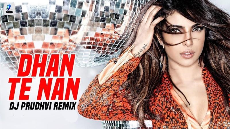 Dhan Te Nan (Remix) - DJ Prudhvi | Kaminey | Shahid Kapoor | Priyanka Chopra