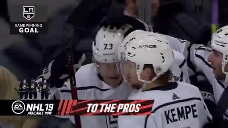 Tyler Toffoli's OT game winning goal is just too perfect to not watch again