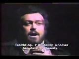 Luciano Pavarotti E lucevan le stelle
