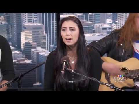 UNLEASH THE ARCHERS - Apex (Live Acoustic Version) on CTV News